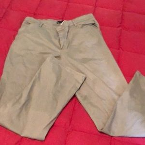 Lee relaxed fit khaki pants